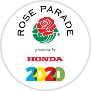 2020 Rose Parade logo