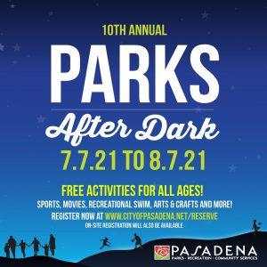 Parks After Dark image graphic