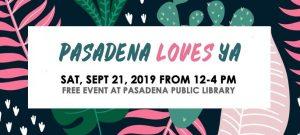 Pasadena Loves Ya graphic