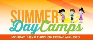 Summer Day Camp web banner