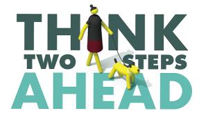 OTS Think Two Steps Ahead logo