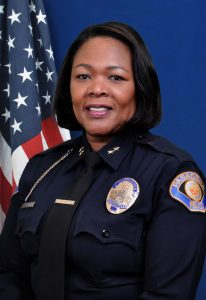 Cheryl Moody official Pasadena Police Department photo