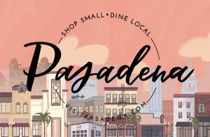 Shop Pasadena graphic