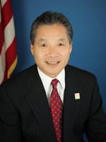 Councilmember Gene Masuda