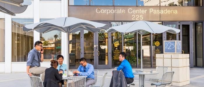 225 South Lake Corporate Center Photo by Jamie Pham