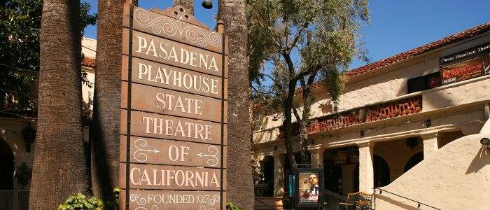 Pasadena Playhouse Theatre