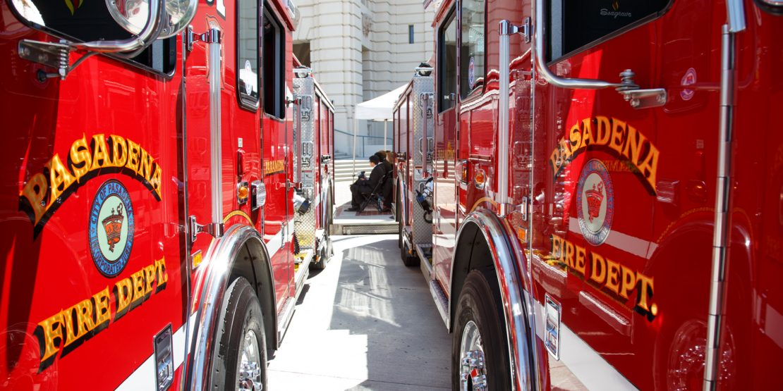 About Pasadena Fire Department