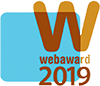 2019 WEBAWARD FOR OUTSTANDING ACHIEVEMENT in Web Development
