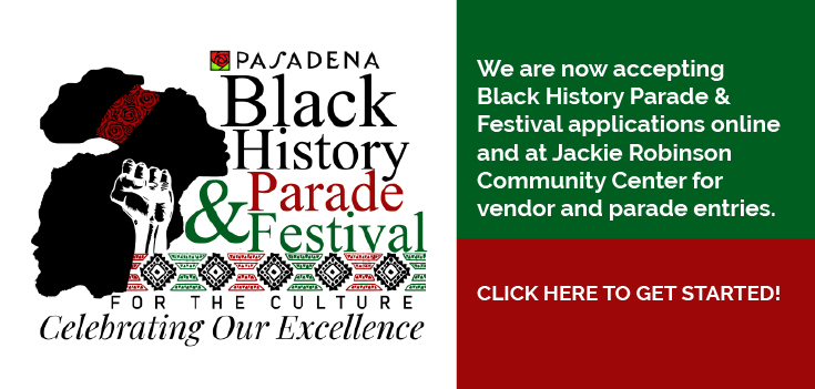 Black History Parade & Festival online applications