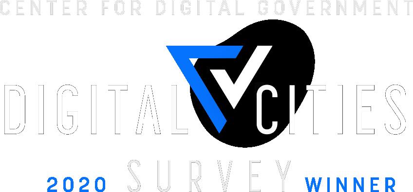 2020 TOP 10 Digital Cities Survey Winner