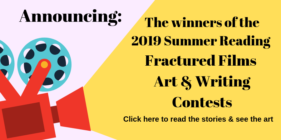 Summer Reading 2019 Art & Writing Contest Winners!
