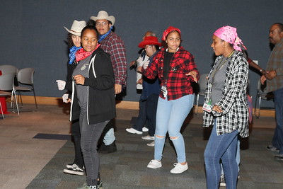 Black History Month - Senior Night Out