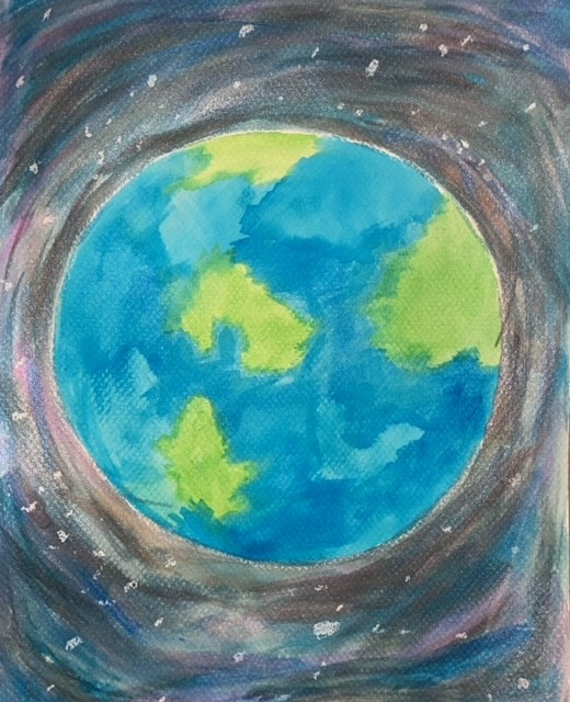 Ambassador Earth Day Painting