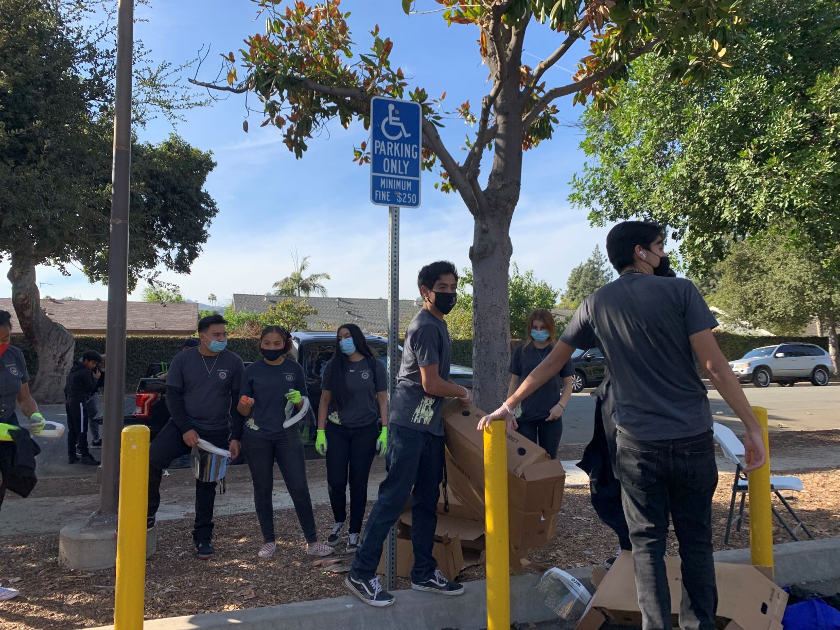 Council District 3 Turkey Giveaway