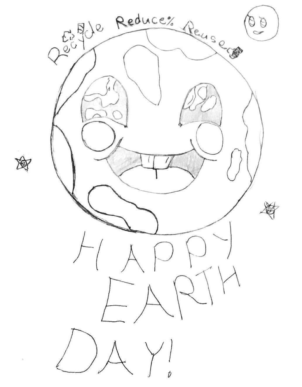 Ambassador Earth Day Drawing