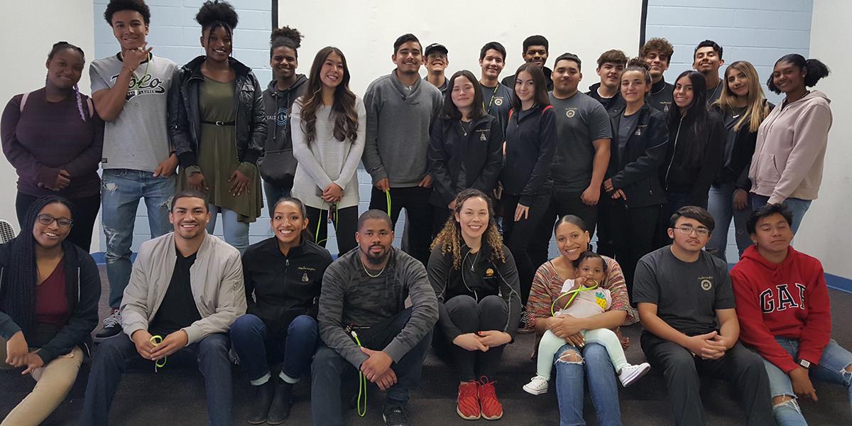 Youth Ambassadors and Alumni 2019