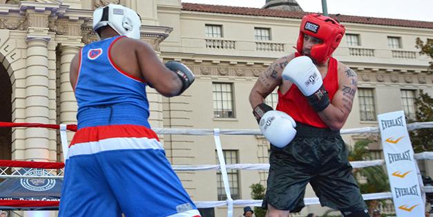 Villa-Parke Adult Boxing Program