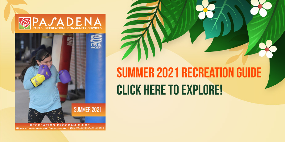 Summer Recreation Guide - Click Here!
