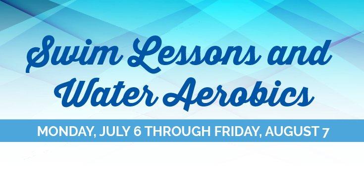 Swim Lessons and Water Aerobics