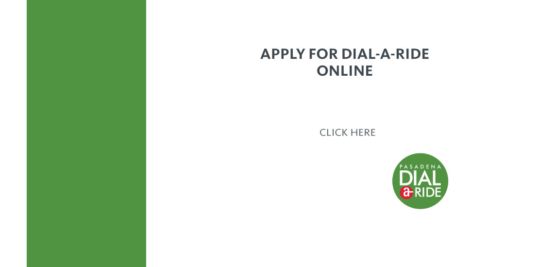 Dial-A-Ride Application Now Online