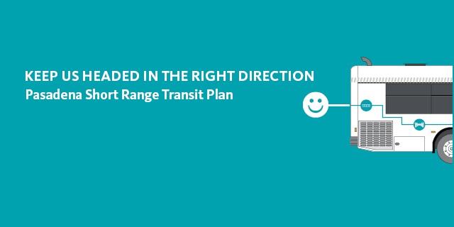 Pasadena Short Range Transit Plan
