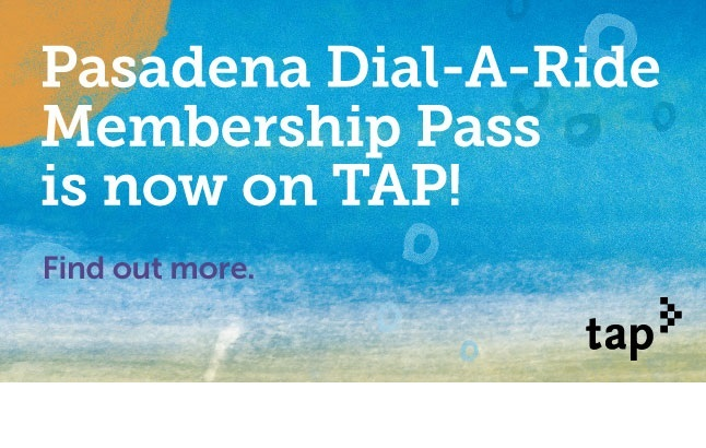 Dial-A-Ride to TAP Transition Information