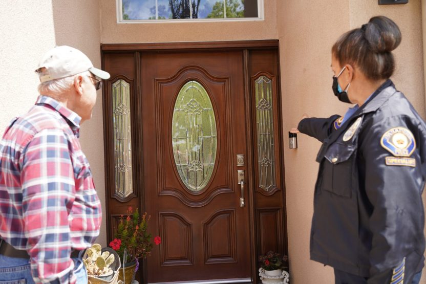 Security Inspections