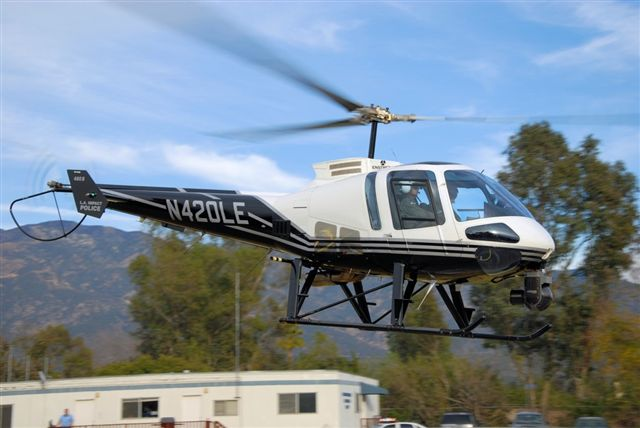 L.A. Impact Helicopter