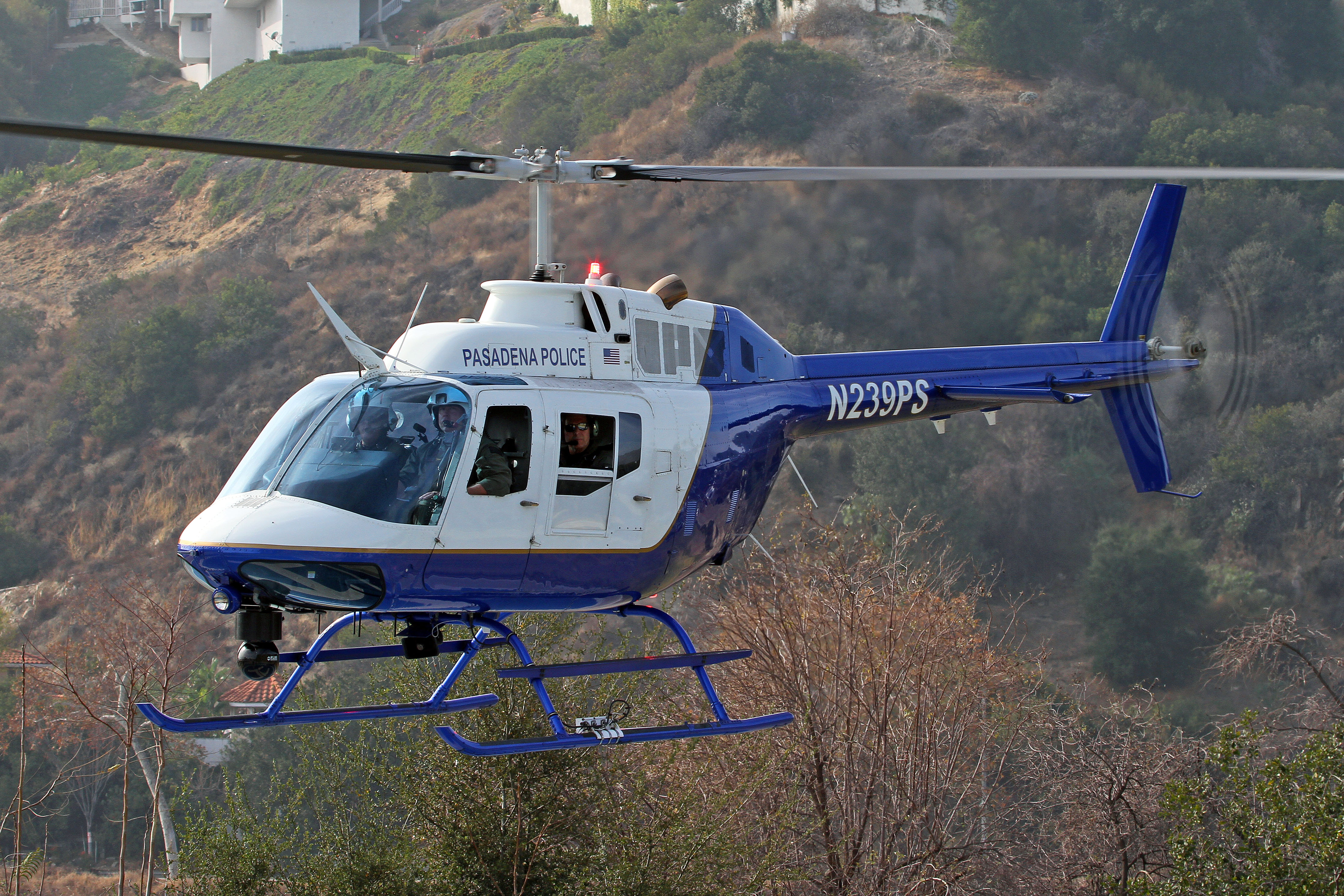 Air Operations - Police Department