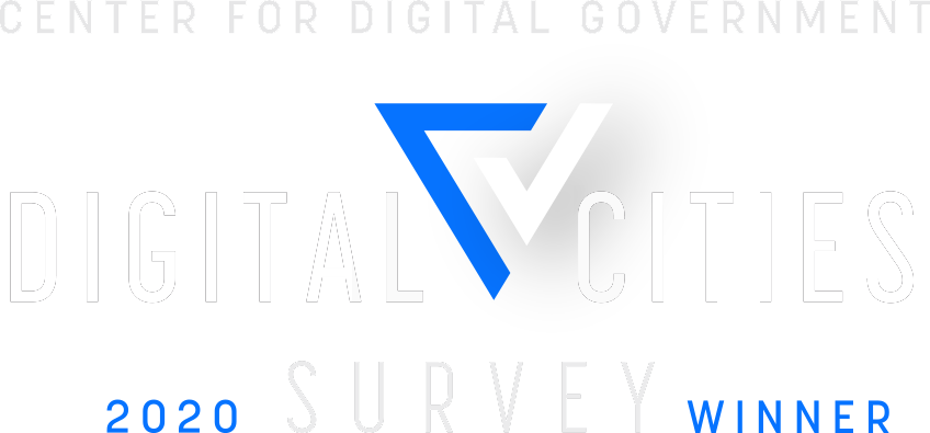 2020 TOP 10 Digital Cities Survey Winner