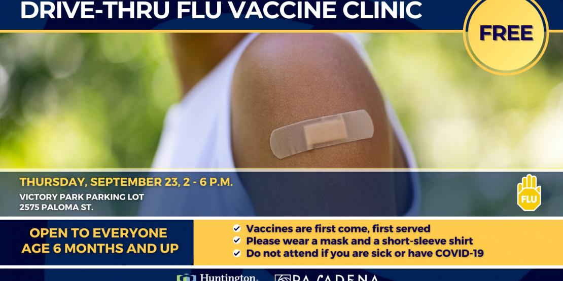 Free Seasonal Flu Vaccines