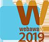 2019 WEBAWARD FOR OUTSTANDING ACHIEVEMENT in Web Development