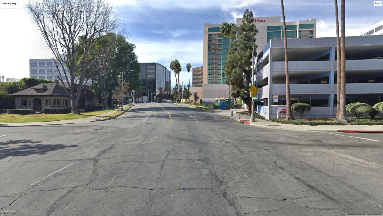 Cordova Street at Oakland Avenue Today