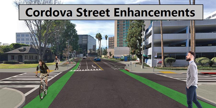Cordova Street Enhancements