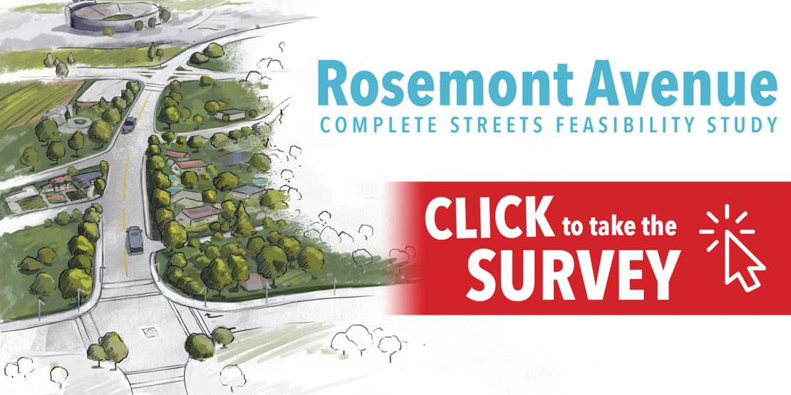 Rosemont Avenue Neighborhood Traffic Management Program