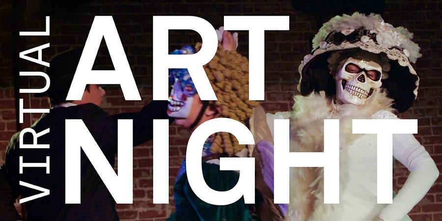 Virtual ArtNight - Friday, October 23, 2020, 6 p.m.