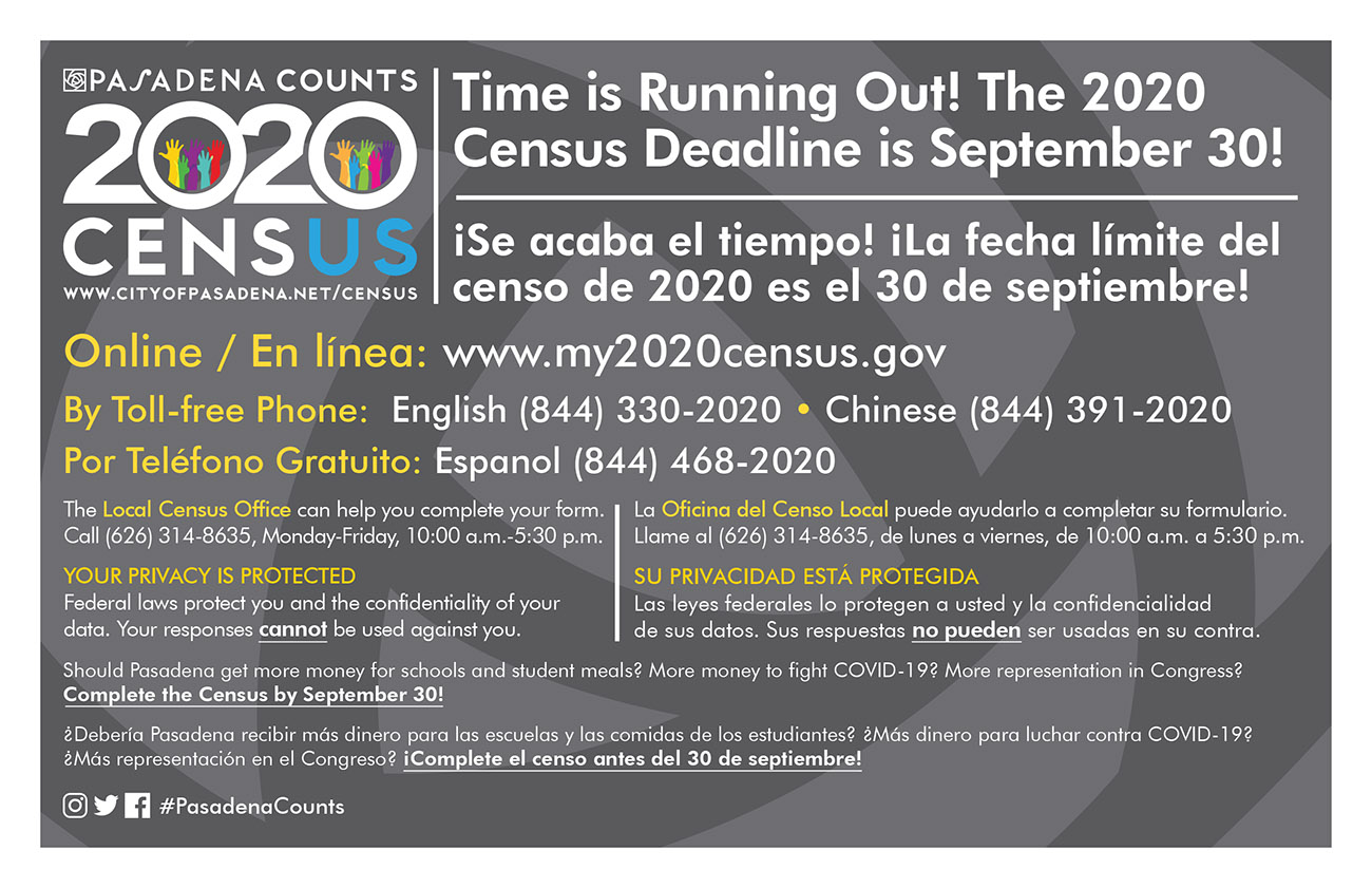 Complete Your Census 2020