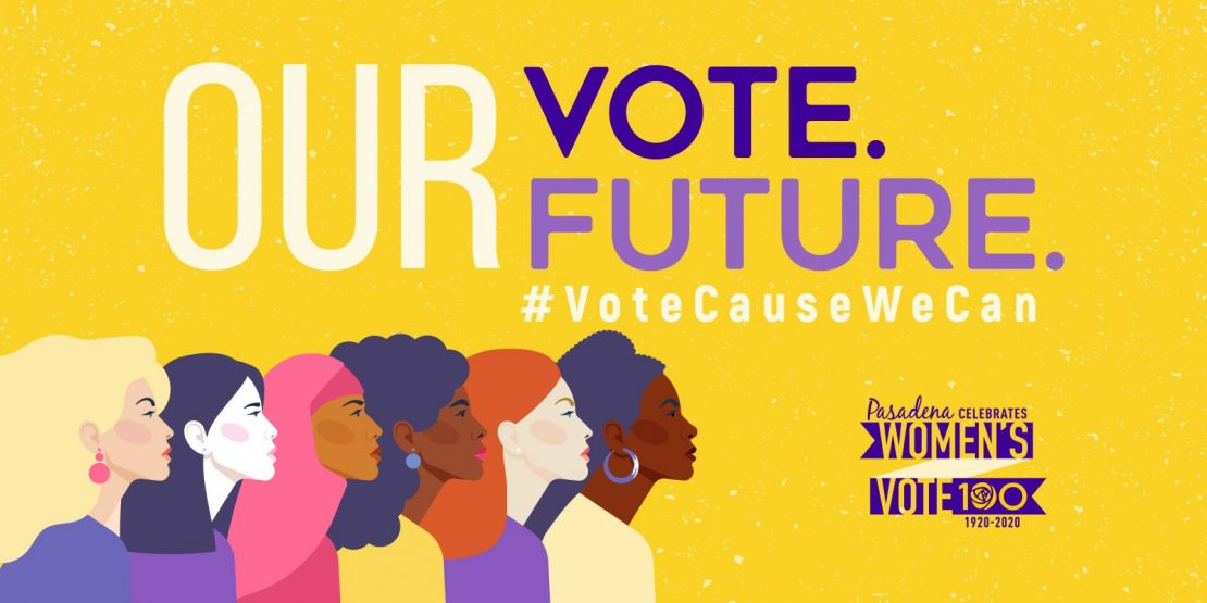 Get Registered and #VoteCauseWeCan