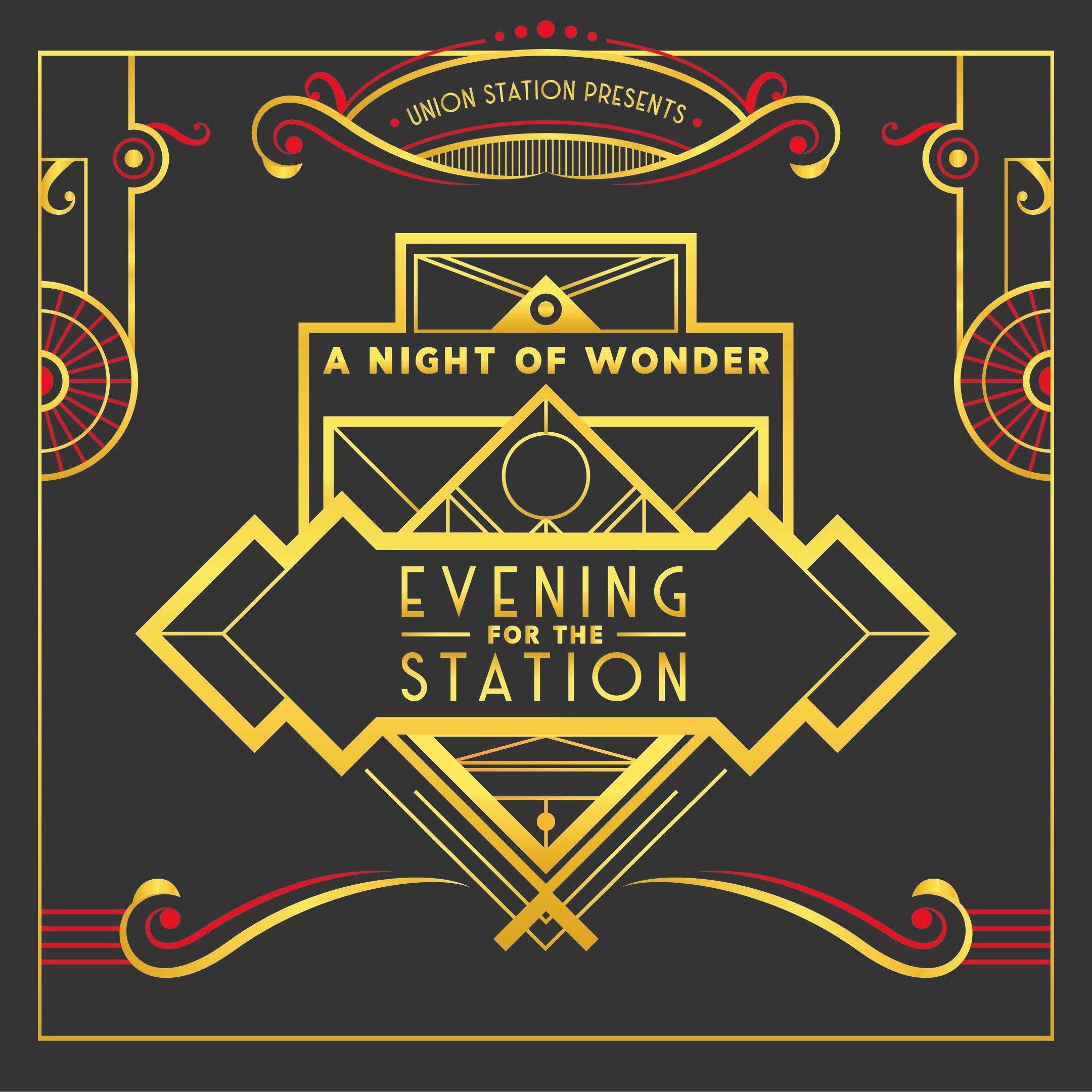 Picture of evening for the station logo
