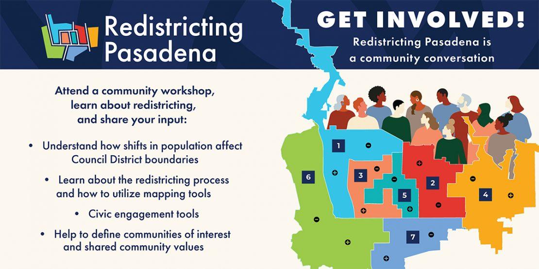 Pasadena Redistricting 2021