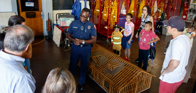 Safety and Educational Programs - Fire Department